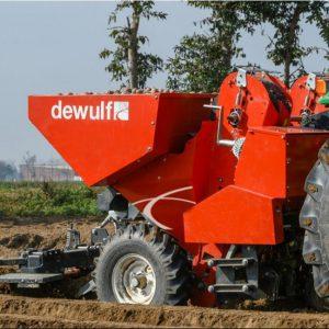 CupPlanter – Potato Row Planter – Dewulf