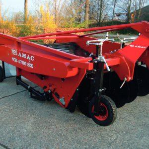 Windrow/swath Harvester – AMAC